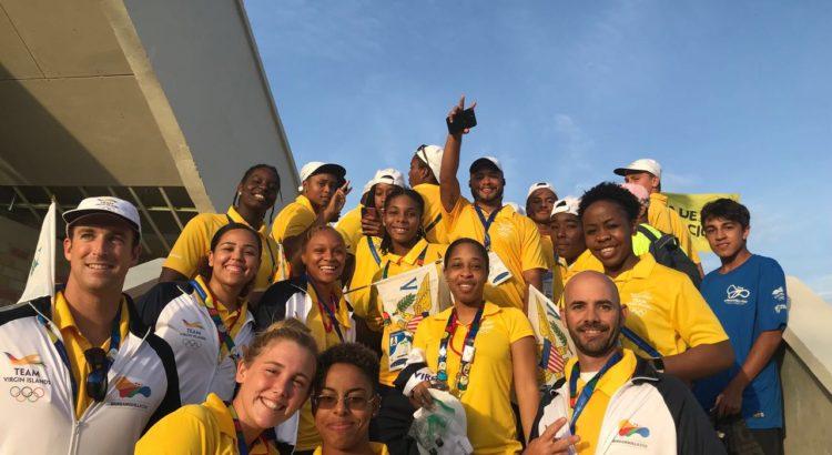 Delegation Of Virgin Islands Athletes Set To Compete In