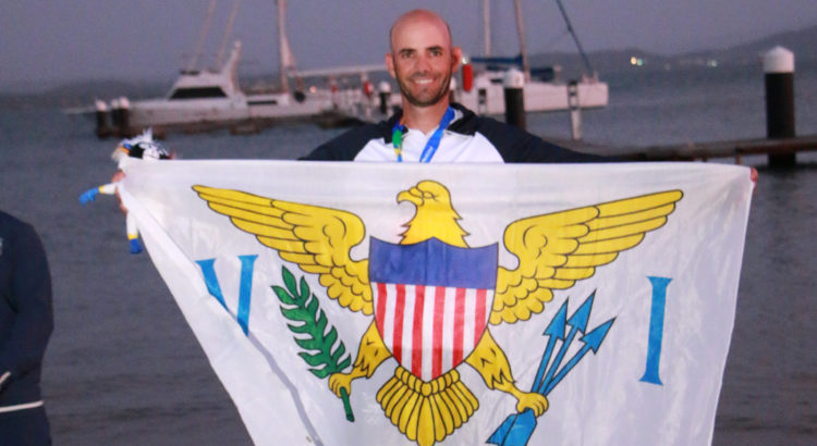 St Croix Sailor Wins First Medal For Usvi At The 2018
