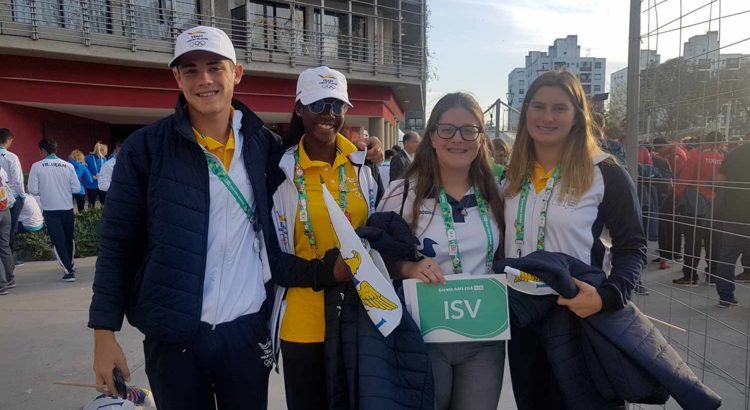 3rd Youth Olympics Games – Buenos Aires,Argentina